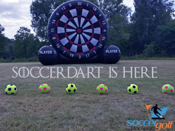 Soccerdart Fussballdart In Stockerau